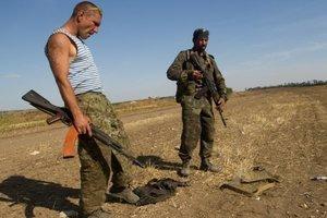 """Оккупанты на Донбассе за день трижды нарушили """"тишину"""""""