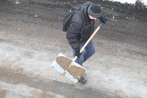 В Киеве обещают мокрый снег, мороз и гололед
