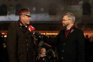 У ЕС уже есть собственная армия - Латвия