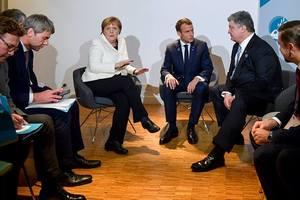Конкретика от США и поддержка Евросоюза: главные результаты визита Порошенко в Париж