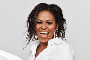 Стильная женщина: Мишель Обама на обложке модного глянца