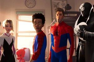 """Их больше, чем ты думаешь: появился крутой трейлер мультфильма """"Человек-Паук: Через вселенные"""""""