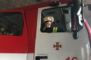 На Соломенке произошел пожар в многоэтажке, погиб мужчина