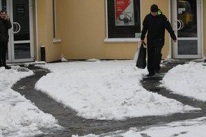 ГСЧС предупреждает: в Киеве в ближайшие два дня ожидается мокрый снег и гололед