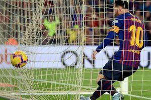 Лионель Месси вышел на второе место по голам за один клуб за всю историю футбола