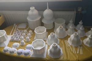 В Киеве создадут уменьшенные 3D-модели достопримечательностей