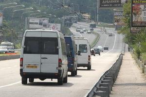 В Запорожье вспыхнул скандал из-за хамства водителя маршрутки