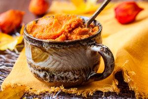 Для выпечки, каш и десертов: как приготовить тыквенное пюре