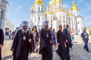 В УПЦ МП подтвердили – встреча с Порошенко отменена