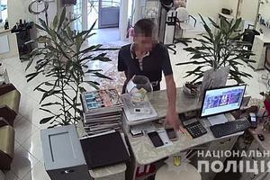 У Дніпрі затримали серійного злодія: опубліковано відео