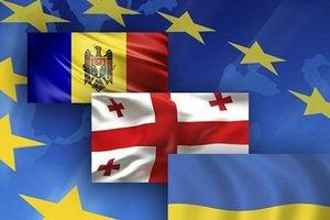 Молдова, Україна і Грузія будуть спільно вирішувати проблеми територіальної цілісності