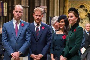 """Королевский """"плагиат"""": Кейт и Уильям копируют нежности Меган и Гарри на публике"""
