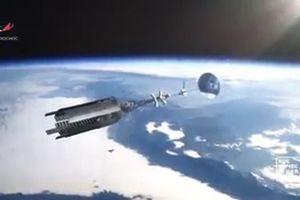 Россия показала ядерный космический корабль: появилось видео