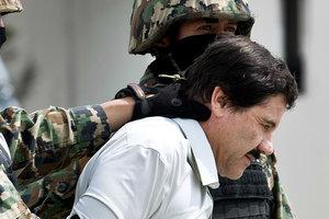 В США начался судебный процесс по делу наркобарона Коротышки