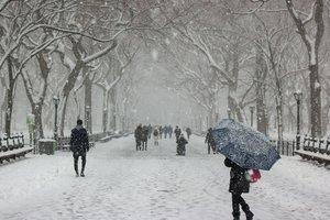 Вторжение зимы: погода резко изменится, снег обещают даже на юге Украины