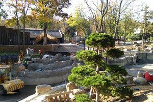 Киевский зоопарк строит свой океанариум