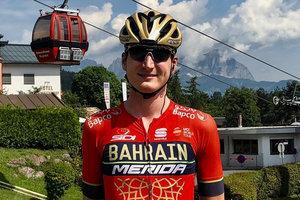 """Украинский велогонщик Марк Падун: """"Тур де Франс - не лучшая мечта. Это три недели ада!"""""""