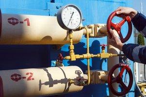 Непогода заставила Украину вдвое ускорить отбор газа из хранилищ