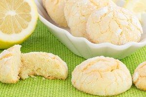 Рецепт дня: итальянское лимонное печенье
