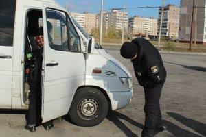 В Запорожье проводят проверку маршруток: опубликованы фото
