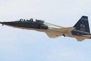 В Техасе разбился учебный самолет ВВС: пилот погиб