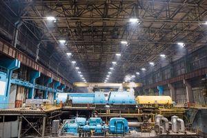 ДТЭК Ладыжинская ТЭС повышает безопасность благодаря LED-освещению