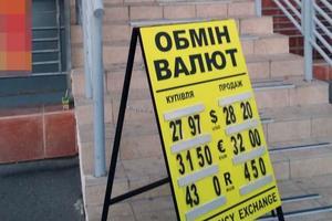 В Киеве у многодетной матери отняли 45 тысяч долларов
