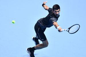 Новак Джокович одержал вторую победу на Итоговом чемпионате АТР