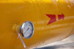 """""""Газпром"""" заявляет об увеличении поставок газа на оккупированный Донбасс"""
