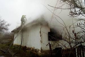 В Винницкой области в жилом доме произошел пожар: погиб 80-летний мужчина