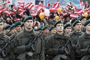 Австрия категорично ответила на предложение Макрона о европейской армии