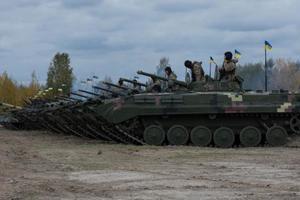 Турчинов: ВСУ получили 3500 единиц вооружений – это наш адекватный ответ России