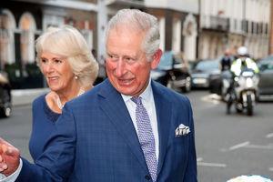 Как принц Чарльз отпраздновал свой день рождения