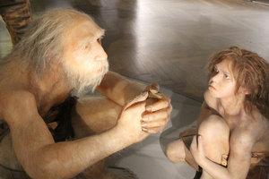 Спокойный, как удав: ученые опровергли агрессивность неандертальцев