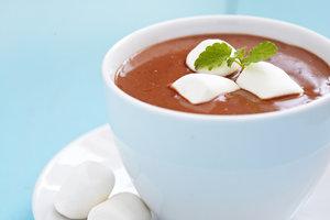 Лучший рецепт горячего шоколада от Джейми Оливера