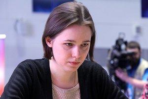 Мария Музычук не проиграла россиянке первую полуфинальную партию на ЧМ по шахматам