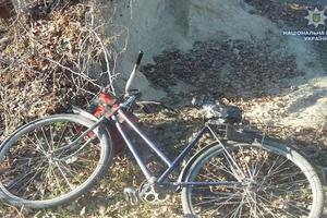 В Луганской области легковушка сбила пожилого велосипедиста и скрылась с места ДТП