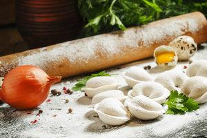 Как приготовить идеальное тесто для пельменей