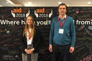 Фонд Рината Ахметова принял участие в международной конференции AidEx 2018