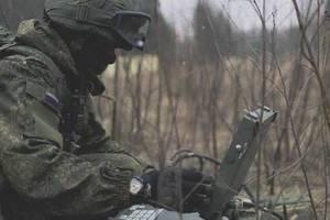 Россия на Донбассе испытывает новую технику – разведка
