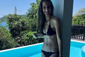 """""""Очень красивое тело"""": экс-первая ракетка мира показала фото в купальнике"""