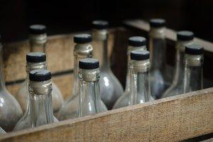 В Хмельницком арестовали импортный алкоголь на 300 тысяч гривен
