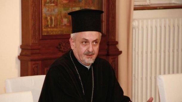 Уполномоченный Константинополя прибыл вукраинскую столицу на«объединительный собор»