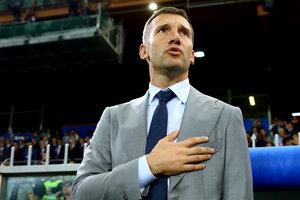 """Андрей Шевченко: """"Словакии больше нужна победа, но мы хотим показать хороший футбол"""""""
