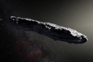 Межзвездный пришелец: ученые раскрыли тайну загадочного астероида