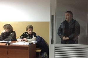 Обвиняемого в похищении Луценко и убийстве Вербицкого оставили под стражей
