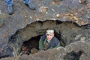 В Змиеве ищут тайну под землей