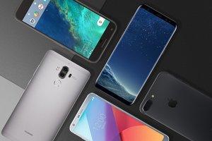 Составлен рейтинг самых популярных смартфонов 2018 года