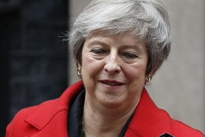 Мэй исключила второй референдум по Brexit