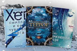 Первый снег: лучшие книги для холодных зимних вечеров